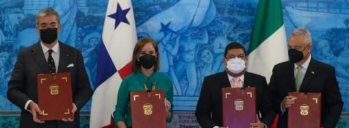 Restaurarán obras pictóricas del Palacio Presidencial a través de cooperación técnica con la Embajada de Italia en Panamá