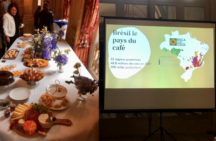 BSCA promueve acciones internacionales para valorar el café brasileño