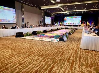 Celebran acto de clausura de la Asamblea Plenaria de la XX Edición de la Cumbre Judicial Iberoamericana